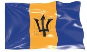 12. Bandera de Barbados