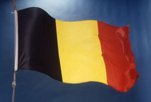 14- Bandera del Reino de Bélgica