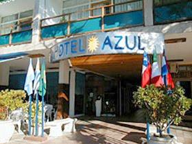 21 hotel azul