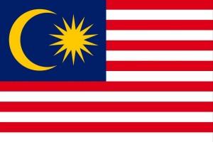66- Bandera de Malasia