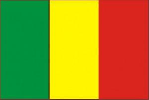 67- Bandera de la República de Mali