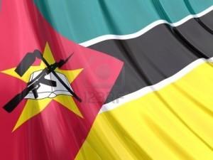71- Bandera de la República de Mozambique
