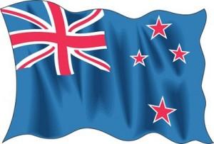 76- Bandera de Nueva Zelanda