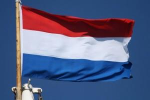 77- Reino de los Países Bajos. Bandera Holanda