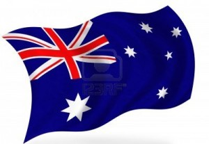 8- Bandera de Australia