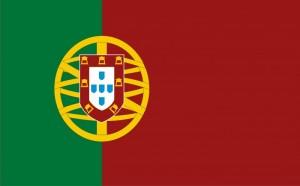 82- Bandera de la República de Portugal