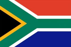 93- Bandera de la República de Sudáfrica