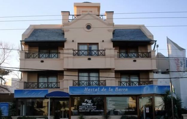 hotel hostal de la barra