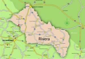rivera mapa