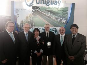 uruguay en peru