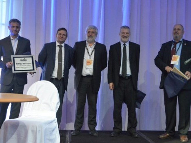Rafael Inchausti, Pablo Scotellaro, Sergio De Cola, Roberto Kreimerman y Gabriel Lombide