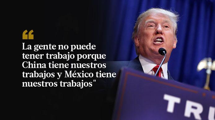 Donald Trump:Soy la persona menos racista que hayan conocido - Taringa ...