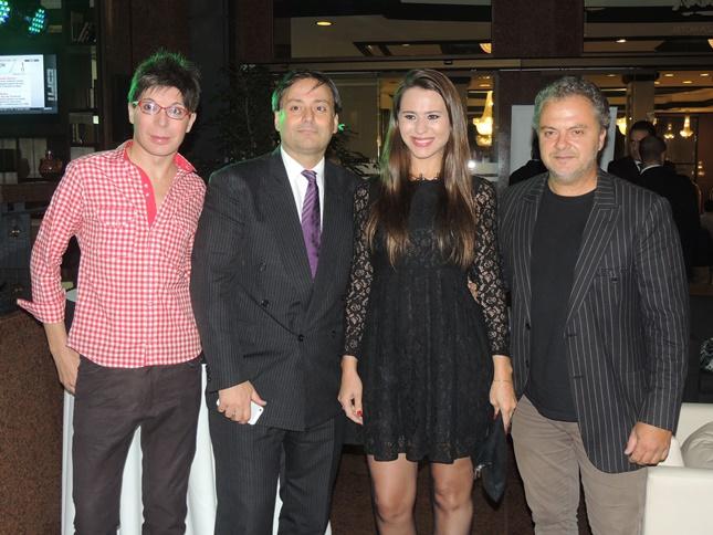 Marcel Dasset, Juan Herrera, Gerardo Rodrìguezde Frank's